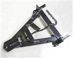 This new OEM Meyer Snow Plow A-Frame 13606 is used with Meyer Mounting Carton 16489. This A-Frame is for a Meyer EZ Classic Mount, on the C series plows.