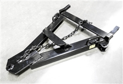 This new Meyer OEM Snow Plow A-Frame 13711 is used with Meyer Mounting Carton #16515. This is for Meyer EZ Plus & MDII Mounts, used on models ST7, STL, STP7.0 and STP7.5.