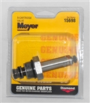 "This is a new OEM Meyer ""B"" Cartridge Valve 15698C for the E-60 and E-60H."
