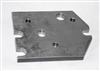This is a new OEM Meyer Pump Mounting Plate 15703 for the E-60, E-60H,E61, E61H and V-66.