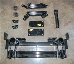 This is a new Meyer OEM Meyer EZ Classic Plow Mount 17104 for 1994-2002 Dodge Ram Pickup 4 x4 Model 2500 & 3500.