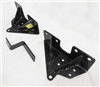This is a new Meyer OEM EZ Plus or Diamond MDII plow mounting carton 17124 for 1997-1999 ford F150 & F250 L.D. and 2000-2003 Ford F150 4 x 4 models. And this mounting carton 17123 is used for 1994-1996 and 1999-2001 Dodge Ram 4 x 4 model 1500.