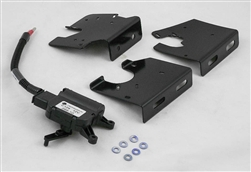 This is a new OEM Fisher Throttle Control Motor Kit 20134K-1 for Fisher Hopper Spreaders.
