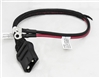 "This is a new OEM Fisher Plow Side Battery Cable 21294. This 28"" Battery Cable will fit all Fisher plows."