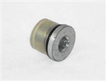 "This is a new OEM Meyer Plug with O-Ring 9/16"" 22129 for the E-60, E-60H, E-61, E-61H and V-66."
