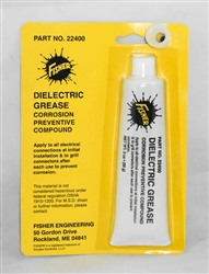 This is new OEM Fisher Dielectric Grease 22400K. The Dielectric Grease is used on connectors to prevent corrosion.