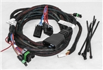 This is a new OEM Fisher 3 Pin Vehicle Side Control Harness Kit 26345. This is used with 3 Plug Connections for Straight Blade Plows.