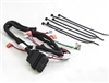 This is a new OEM Fisher Plow Control Harness Kit 26358. This is a 7-Pin Plow Side Harness Kit that is used on the Fisher EZ-V Plows.