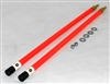"This is new OEM Fisher Plow Blade Guides 26530K. The Blade Guides are 24"" long, 3/4"" Nylon Tubing and come with the bolts & washers."