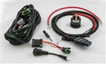 This is a new OEM Fisher Electric Kit E-Force 26705-2. This is the Vehicle Side Wiring Light Kit for a V Plow and Straight Plow