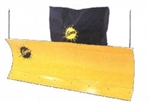 This is a new OEM Fisher Plow Parka 26812-1. This plow cover is constructed of heavy duty nylon, and includes a gathered red elastic band sewn into the bottom edge for a tight, weather resistant fit.
