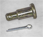 "This is a new OEM Fisher Step Pin Kit 27177K. This is a 3/4"" to 1"" Step x 2 7/16"" Step Pin Kit that includes the Cotter Pin."