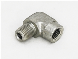 This is a new OEM Fisher Elbow 90 Degree 2780K. This is 1/4 NPT x 90 Degree Elbow.