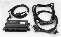 This is a new OEM Fisher EZ-V Snow Plow Harness Kit 28400. This Truck Side Lighting Harness Kit is used where 3 plug connections are used in conjunction with a 4 port isolation Module. (This Harness will not work on a MVP plus or Extreme V Plow).