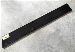 "This is a new OEM Fisher Steel Cutting Edge 28408 for an XtremeV Plow. The Cutting Edges come in a pair, two 50"" L x 6"" W x  1/2"" H sections, for each side of the XtremeV Plow. The Bolt Bag is also included."