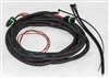 This is a new OEM Fisher Snow Plow Harness Kit 28587. This is a Vehicle Side Control Harness for the newer Fleetflex Plows with the 4 Pin Square Controller Plug