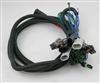 This is a new OEM Fisher Snow Plow 3-Port Harness Kit 29048. This Harness is a 3-Port Isolation Module Light System for HB-3 and HB-4 Headlights.