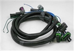 This is a new OEM Fisher Snow Plow 3-Port Harness Kit 29049. This Harness is a 3-Port Isolation Module Light System for H13 Headlights.