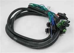 This is a new OEM Fisher Snow Plow 3-Port Harness Kit 29051. This Harness is a 3-Port Isolation Module Light System for HB-2, 2B or 2D Headlights.