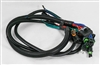 This is a new OEM Fisher Snow Plow 3-Port Harness Kit 29400-5. This Harness is a 3-Port Isolation Module Light System for HB-3 and H11 Headlights.