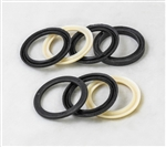 "This is new OEM Fisher Cylinder Seal Kit 1-1/2"" 339K."