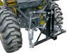 "The Meyer 3-Point Hitch 2"" Receiver Salt Spreader Mount 36500 is used with the Meyer Tailgate Spreader BL400 part #36100 and the Meyer Tailgate Spreader BL240 part #31100."