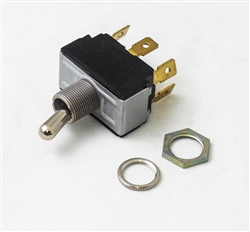 This is a new OEM Fisher Toggle Switch Packet 3736K. This is a 6 Tab Plow Light Switch used on many different brand plows. This Switch is for the 5 Prong Light Plug and 6 Prong Headlight Switch.