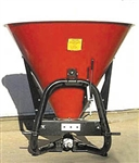 Worksaver CS-694 Salt Spreader and Seeder 420700