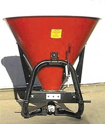 Worksaver CS-1094 Salt Spreader and Seeder 420800