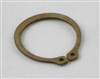"This is a new OEM Fisher 7/8"" External Bowed Snap Ring 4485."