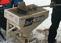 Herd Kasco Model 5.5 3-Point Wet Sand and Salt Spreader 550 lb. Capacity