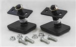 This is a new OEM Fisher Bolt-on Disc Shoe Kit 50700 used on the XLS and XtremeV Plows. This Kit includes 2 Solid Cast Shoes, 2 Shoe Brackets, 18 Flat Washers, 2 Shoe Pins, 4 Hex Cap Screws and 4 Hex Flange Locknuts.