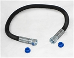 "This is a new OEM Fisher Hose Kit 56830. This is a 1/4"" x 22"" Hydraulic Hose with FJIC ends. This Hose is used with the HT Series Plows with Insta-Act Hydraulics Minute Mount 2."