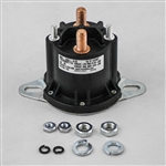 This is a new OEM Fisher Solenoid Kit 5794K-1. This is a 12V Continuous Duty Solenoid with a four post heavy duty motor relay kit. This can be used on all Minute Mount 1 and 2 Snow Plows.