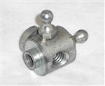 This is a new OEM Fisher Pivot Hub with Stub - Electric SLC 5859K. (replaces Fisher part number 5859)