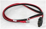 This is a new OEM Fisher Cable Assembly 61169. This is a Truck Side Battery Cable Assembly.