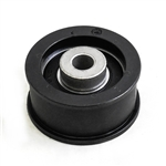 "This is a new OEM Fisher 2"" Idler Pulley 9560. This Fisher 2"" Replacement Pulley is used on the Fisher Speedcaster 2 Tailgate Spreader."