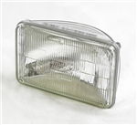 This is a new OEM Fisher Snow Plow Sealed Beam Light 6728 with 2E-1 glass.