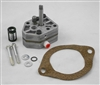 This is a new OEM Fisher Hydraulic Pump Kit 7049. This is a replacement Hydraulic Pump Kit for the Fisher RD Series Snow Plows. The Pump Kit includes a the Hydraulic Pump, Suction Filter, O-ring, Flat Washers, Cap Screws and a Gasket.