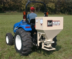 Herd Kasco Model 750 3-Point Hitch PTO Broadcast Seeder/Spreader