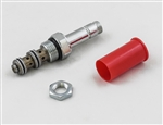 This is a new OEM Fisher Cartridge 30 Valve with Jam Nut 7636K-1. This 3-way Valve fits the Fisher EZ-V Snow Plows.