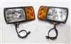 Arctic Snow Plow Head Light Kit with 12-Pole Switch 800037