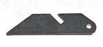 This is a new OEM Fisher Gusfoot Mounting Bracket Base 8872. This is a Spring Mounting Bracket and is used on the L & M Series Plows.