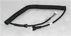 This is a new OEM Fisher Handheld Control Harness 96437. This is a Straight Blade Hand Held Control Harness with a 6 Pin Connector.
