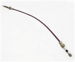 "OEM Fisher 30"" Replacement Single Lever Control Cable A4949."