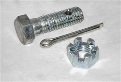 This is a new OEM Fisher Snowplow Bolt Assembly A5349K.