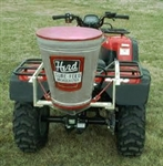 Herd GT-77-ATV Broadcast Seeder/Spreader for ATV's.