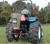 Herd Kasco I-92 Sure-Feed Electric Broadcast Seeder/Spreader.