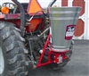 Herd Kasco Model M-12 3-Point Hitch PTO 3 Bushel Broadcast Seeder/Spreader