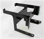 This is a new OEM Fisher H-Frame Assembly P3028. This is used on the Fisher 1000 and 2000 Tailgate Spreaders.